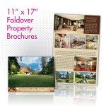 "11 x 17"" Foldover Property Brochures"