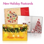 New Holiday Postcards