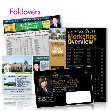 Market Update Foldover Mailers