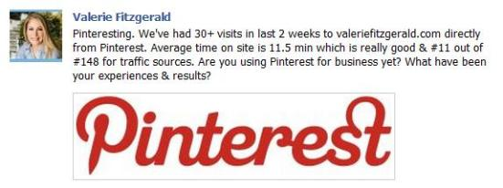 Pinterest Drives Traffic To Your Website